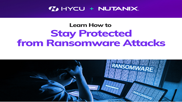 Learn How to Stay Protected from Ransomware Attacks