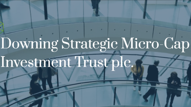 The Downing Strategic Micro-Cap Investment Trust (14 minutes)