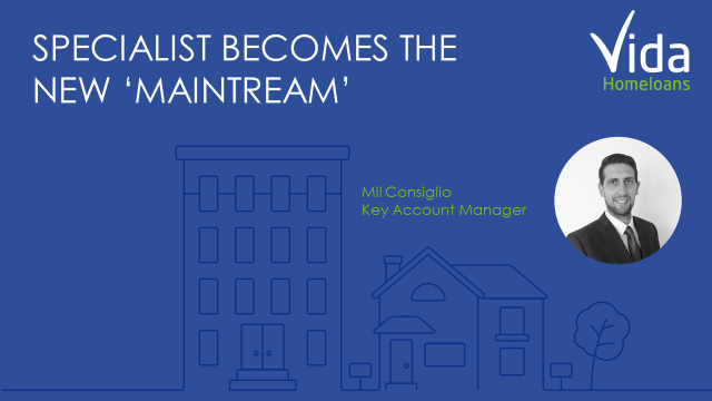 Specialist becomes the new 'Mainstream'