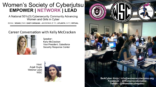 Career Conversations with Kelly McCracken