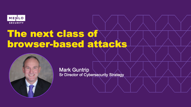 The next class of browser-based attacks