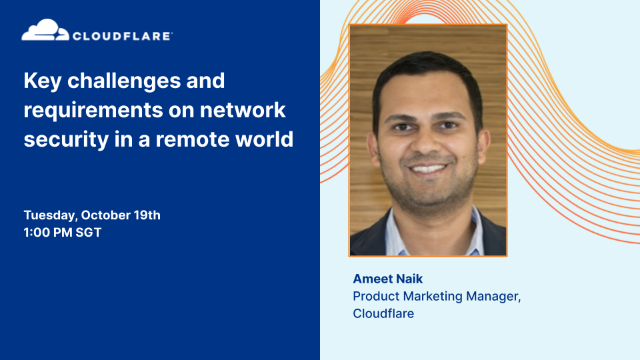 Key challenges and requirements on network security in a remote world