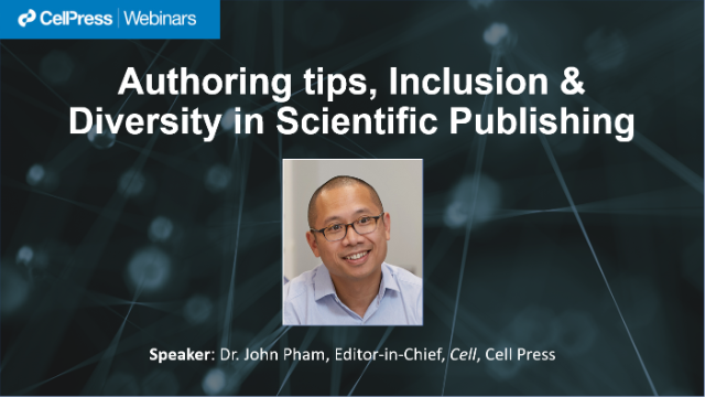 Authoring tips, Inclusion & Diversity in Scientific Publishing