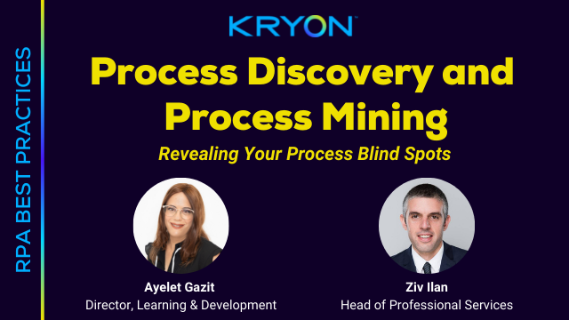 Process Discovery and Process Mining – Revealing Your Process Blind Spots
