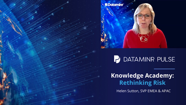 Dataminr Knowledge Academy –Episode 1: Series Introduction
