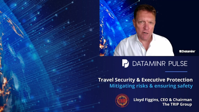 Dataminr Knowledge Academy –Episode 3: Travel Security