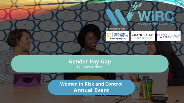 WiRC Annual Event: Gender Pay Gap