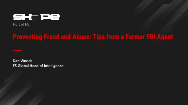 Preventing Fraud and Abuse: Tips from a former FBI Agent