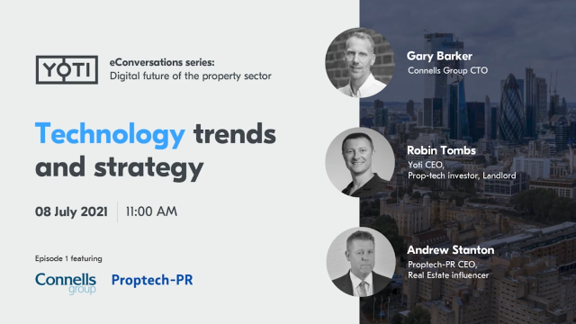 Tech Trends & Strategy. Digital future of the property sector.