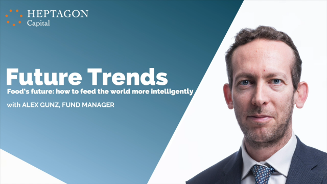 Heptagon Future Trends - Food's future: how to feed the world more intelligently