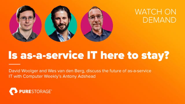 Is as-a-service IT here to stay?