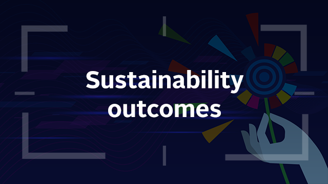 Sustainability outcomes: emerging investor data needs
