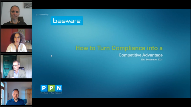 How to turn compliance into a competitive advantage with Forrester and PwC