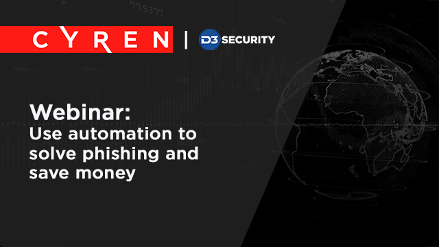 Use automation to solve phishing and save money