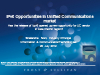 IPv6 Opportunities in Unified Communications market