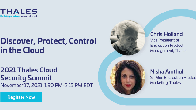 Discover, Protect, Control in the Cloud