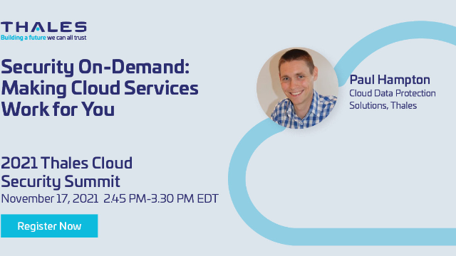 Security On-Demand: Making Cloud Services Work for You
