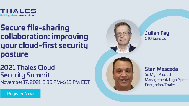 Secure File-Sharing Collaboration: Improving Your Cloud-First Security Posture