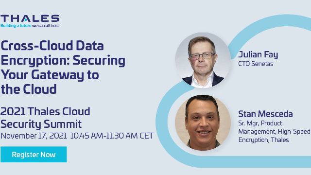 Cross-Cloud Data Encryption: Securing Your Gateway to the Cloud
