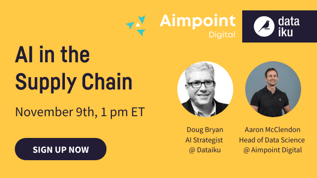 AI in the Supply Chain
