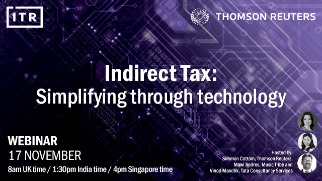 Indirect tax: Simplifying through technology