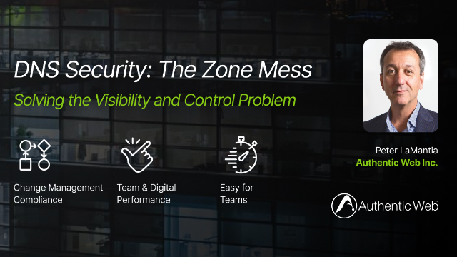 DNS Security: The Zone Mess
