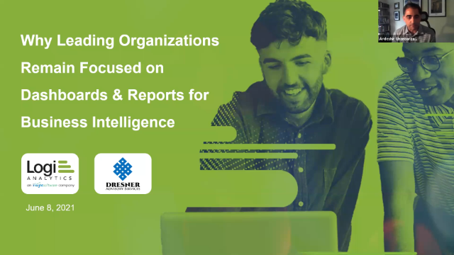 Why Leading Organizations Remain Focused on Dashboards & Reports for BI