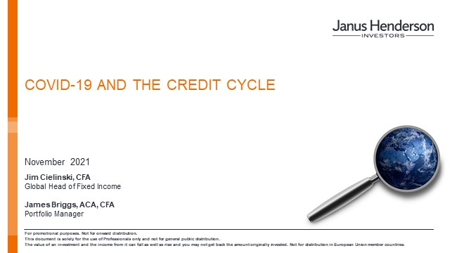 Covid and the Credit Cycle