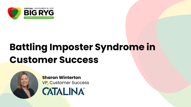 Battling Imposter Syndrome in Customer Success