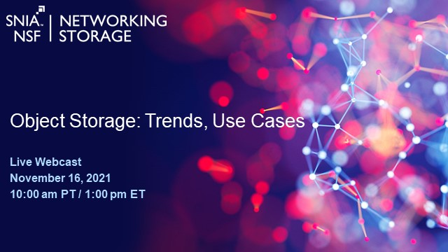 Object Storage: Trends, Use Cases