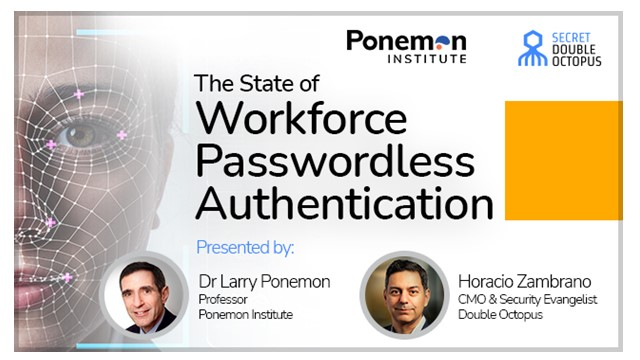 The State of Workforce Passwordless Authentication