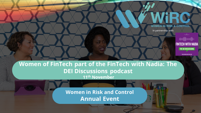 Women of FinTech part of the FinTech with Nadia: The DEI Discussions podcast