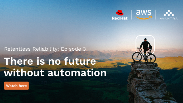 Ep. 3: There is no future without automation.
