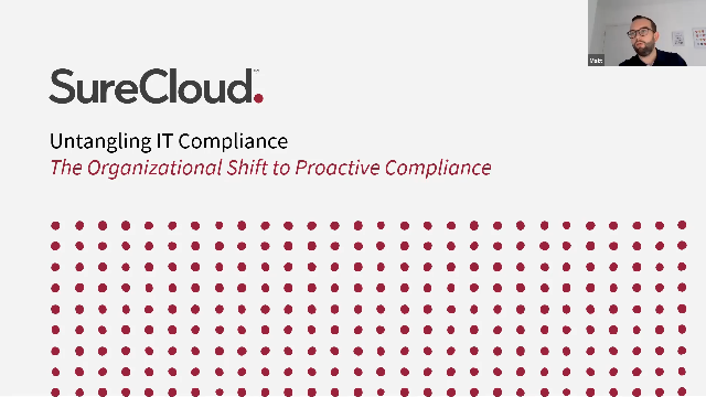 Untangling IT Compliance: The Organizational Shift to Proactive Compliance