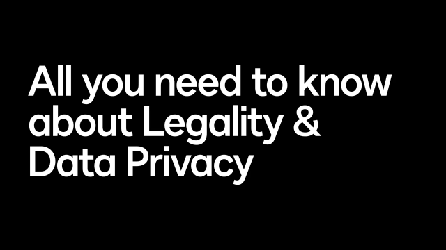 All you need to know about Legality and Data Privacy with DocuSign