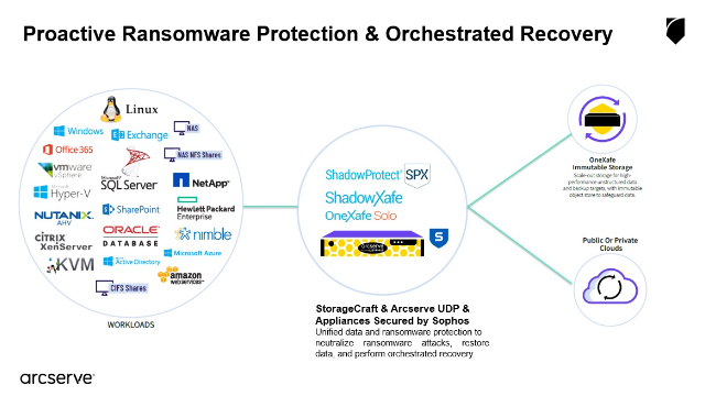 How do you best protect your data against ransomware?