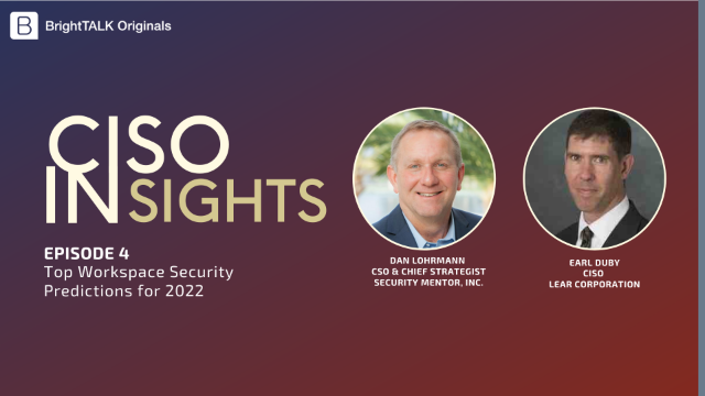 Top Workspace Security Predictions for 2022