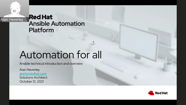 Open Demo: Windows Automation with Ansible