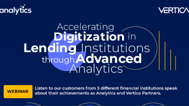 Accelerating Digitization in Lending Institutions through Advanced Analytics