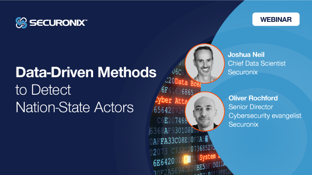 Data-Driven Methods to Detect Nation-State Actors