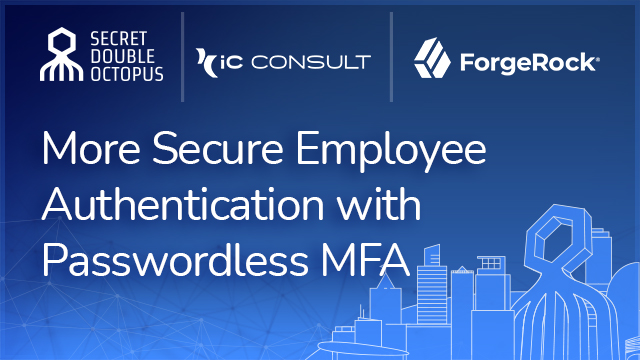 More Secure Employee Authentication With Passwordless MFA