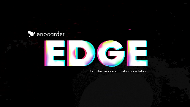 Enboarder EDGE Episode 1: The People Activation Revolution Is Here!