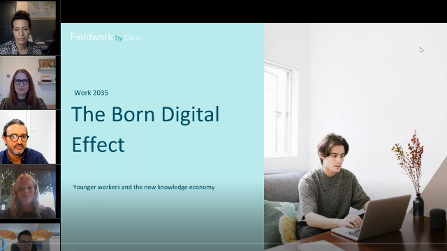 The born digital effect - Younger workers & the next stage of corporate growth