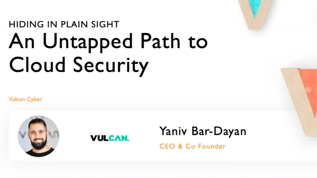 Hiding In Plain Sight - An Untapped Path to Cloud Security