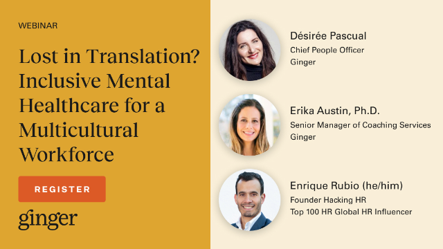 Lost in Translation? Inclusive Mental Healthcare for a Multicultural Workforce