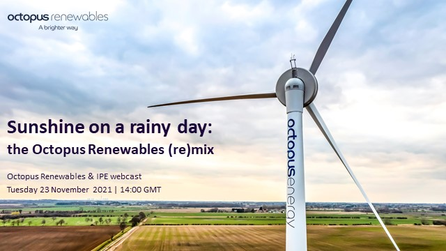 Sunshine on a rainy day: the Octopus Renewables (re)mix