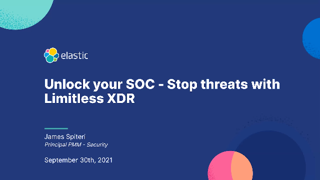 Unlock your SOC: Stop threats with Limitless XDR