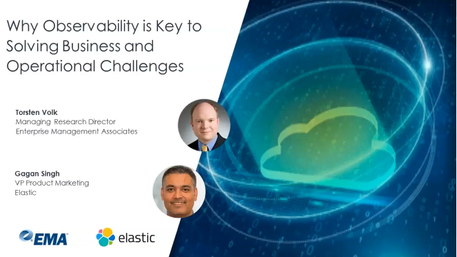 Why observability is key to solving business and operational challenges