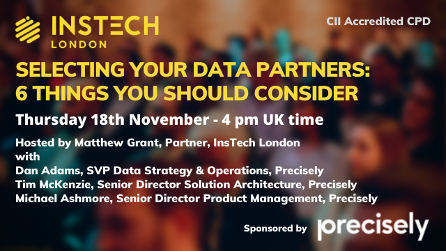 Selecting Your Data Partners – 6 Things You Should Consider