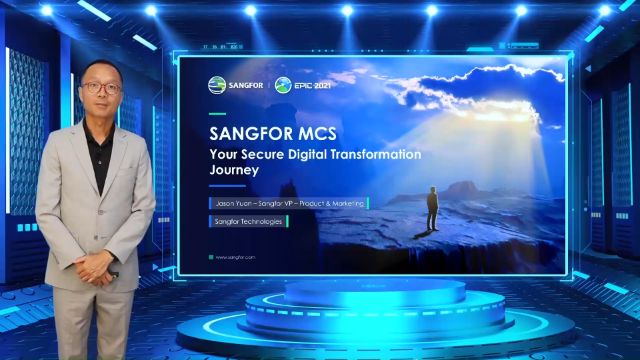 The New Frontier: Official Launch of Sangfor Managed Cloud Services